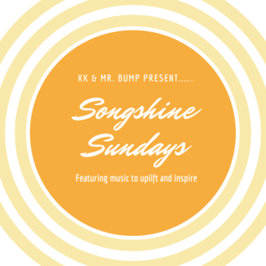 """Graphic Image for the """"Songshine Sunday"""" post"""