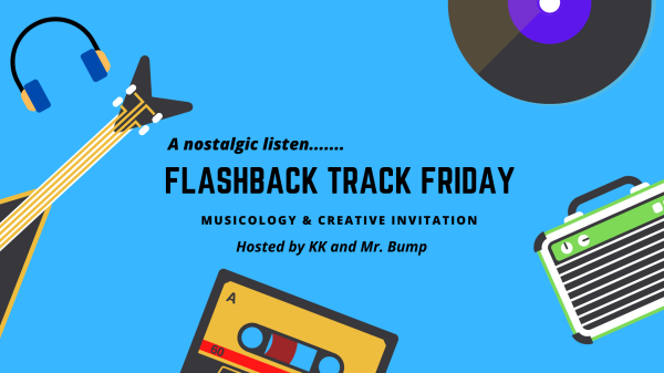 """Graphic image for the prompt """"Flashback Track Friday"""""""